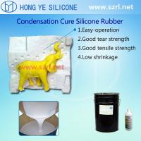 China Condensation cure moulding for Concrete, PU Resin , Gypsum Casting on sale