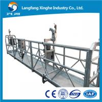 Quality ZLP630/zlp800/zlp1000  suspended platform  /automatic window cleaning machine for sale