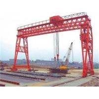 China Economical 70t Truss Gantry Crane Used for Stockyards on sale