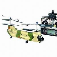 Quality 4CH RC Helicopter RTF, Metal Upgrade with WK-2402 Transmitter Edition for sale