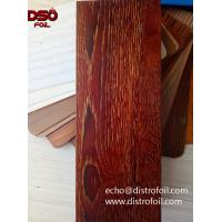 Quality How to get Wood grain finish on aluminum for sale