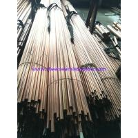 Quality Copper Brass Seamless / Welded Pipe , ASTM 135 , ASTM B43 , GB1527 , GB/T 26290 TP2 , H62 , H65 , H68 , H70 for sale