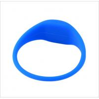 China Durable Passive G03(Curve in the Head,Oval Shape for Both Sides) RFID Silicone for sale