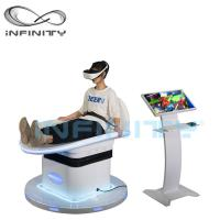 Quality Customized Color 9D Virtual Reality Simulator With DPVR E3 2K Glasses for sale