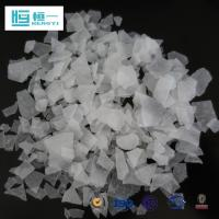 China magnesium chloride flake for industrial grade on sale