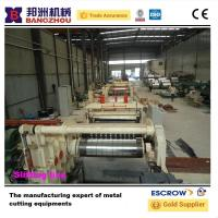 China 3x1250 Economical HR CR steel coil slitting machine fo sale on sale