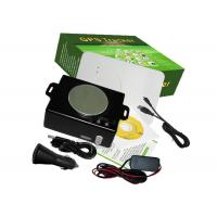 Quality GPS Car Alarm System Personal Vehicle Car GPS Trackers Long Life Working Time for sale