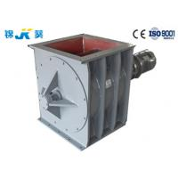 Buy cheap High Speed Industrial Rotary Airlock Feeder Direct Drive With OSHA Guard from wholesalers