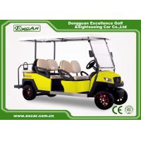 China 4 Wheel 350A Controller Electric Sightseeing Car 48 Voltage With CE Certificated on sale