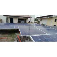 Quality Ground mounting system for solar PV power station for sale