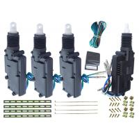 Quality 12V Heavy Duty Car Alarm And Central Locking System , Power Door Lock Kits With Remote for sale