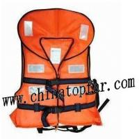 China Marine lifejacket,lifebuoy, immersion suit,thermal protective aid, smoke signal,pilot rope ladder on sale