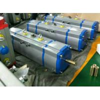 Quality 90 degree 180 degree Three Position Pneumatic Actuator for sale