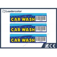 Car Wash RFID Windshield Tag Label 860 MHz - 960 MHz Alien Higgs 4