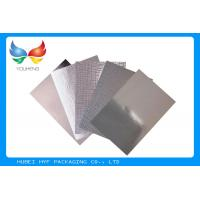 Quality Colorful Metallised Plastic Film , Metallic Beer Label Paper For Non - Alcoholic Drinks for sale