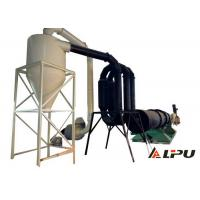 Quality Eco Friendly Light Material Industrial Drying Equipment , Raw Material Moisture 45 - 60% for sale