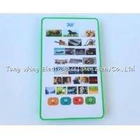 China Kids Ipad Toy Baby Sound Module ABS Material With Earphone / Voice Recording Chip on sale