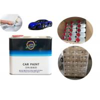 China Hardener Car Paint Protection Coating , Rustoleum Trim And Bumper High Gloss Auto Paint on sale