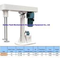 Buy cheap Two-Shaft High Speed Disperser from wholesalers