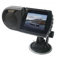 Quality Real 720P HD 120 degree wide view-angle night vision Car dvr camera can be rotated 270 degree for sale