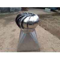 Quality 200mm Roof Top Mounted Wind Turbine Ventilator for sale