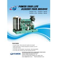 Quality 332KW-365KW 6DN Series of FAW Diesel Engine for sale