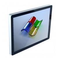 Buy cheap Multi - Touch Pcap Touch Monitor 17'' Aliunium Bezel IP65 Waterproof Long from wholesalers