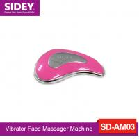 Quality Home Use Skin Rejuvenation Electronic Vibrating Face Massager With 3500mAh Power Capacity for sale