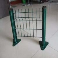 Quality Welded Fence with Peach Post for sale
