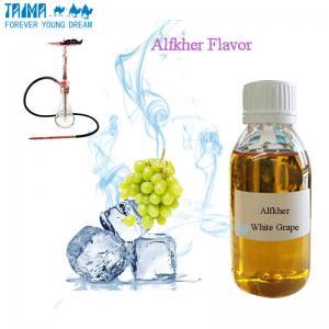 Quality Super Concentrate tobacco Al Fakher White Grape Taste Hookah Shisha Molasses Flavor for sale