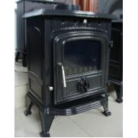 Quality 6kw black wood cast iron not boiler stoves for sale