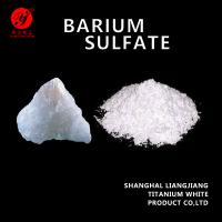 Buy cheap HS 28332700 Barite Powder Natural Barium Sulphate For Drilling Powder from wholesalers