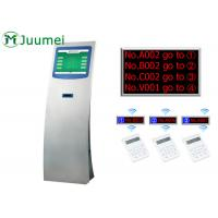 Buy Multiple Multifunction Queue Ticket System Machine Juumei Wireless at wholesale prices