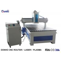 Seal Industry 3 Axis CNC Router Machine with Richauto Control System for sale