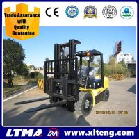China best supplier 4 ton diesel forklift truck with japanese engine or chinese engine on sale