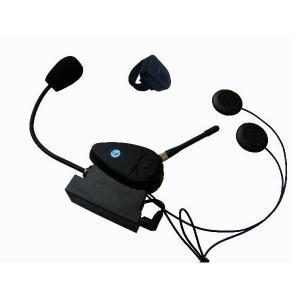 China Motorcycle Helmet Headsets Intercom Bluetooth Handsfree Kit on sale
