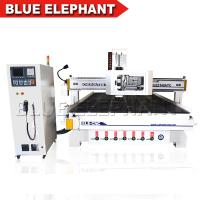Quality Automatic wooden furniture making machine , ATC cnc router machine 2140 big size for wood work for sale