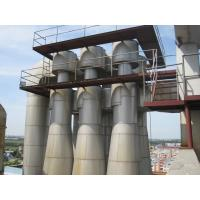 Quality High Efficiency Cyclone Dust Collector / Bag Industrial Dust Removal Machine for sale