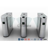 Buy cheap Security Subway Turnstile Barrier Gate , Automatic Half Height Turnstile from Wholesalers