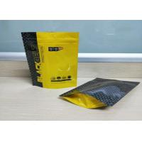 Buy cheap Dried Food Stand Up Pouch Packaging Zipper Top Clear Window For Nut Packaging from wholesalers