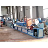 China PP PET Strap Belt / Strapping Band Machine Production Line Fully Automatic on sale