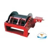 Buy cheap Small Size Marine Electric Winch 9-30mm Perfect Erosion Resistant Coating from wholesalers
