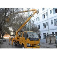 Quality 23m Truck Mounted Aerial Work Platform Vehicle 8.08*2.00*3.15m 6765kg for sale