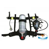 Quality Carbon Fiber Marine Fire Fighting Equipment For Self Contained Breathing Apparatus for sale
