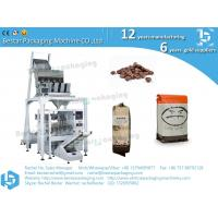 China Foshan Bestar roasted coffee bean packing machine VFFS type on sale
