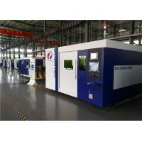 Quality High Processing Ability Metal Laser Cutting Machine For Bolt Series , 200m/min Rapid Speed for sale