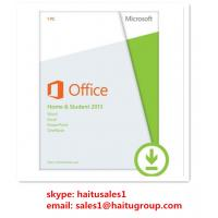 Buy cheap Microsoft Office Product Key Code Office 2013 Home And Student OEM Key Online from wholesalers