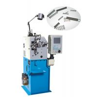 Quality High Accuracy Wire Spring Machine 500kg , Flat Spring Manufacturing Machine With 2 Axis for sale