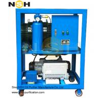 Quality Good price Vacuum Pump System for transformer service, transformer vacuum, Mobile type, 250-4000m³/h for sale