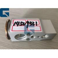 Quality Iron Material A C Expansion Valve , Air Conditioner Valve Repair For EC210 EC240 14509331 for sale
